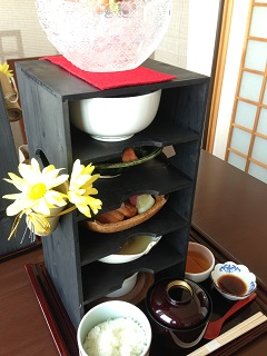 日本料理 ほたる 昼膳 1