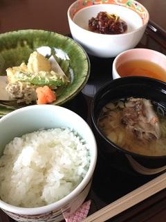 日本料理 ほたる 昼膳 4