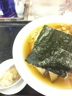 麺屋酒田inほなみ ラーメン