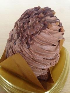 セブンイレブン チョコケーキマウンテン