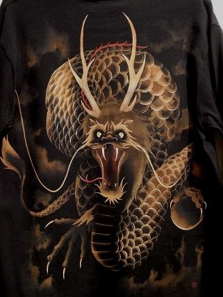 ハブ龍 Tシャツ 2010 128