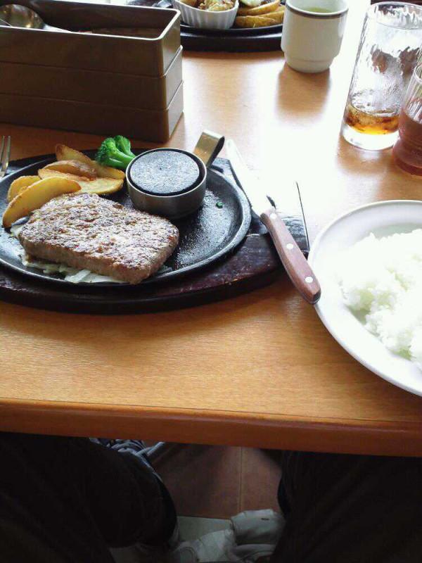 ココスのハンバーグステーキ