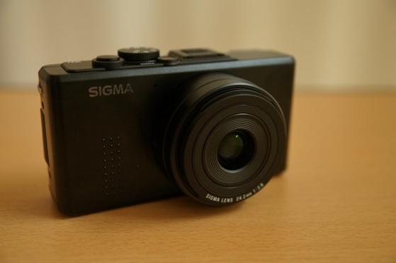 サブ機としてSIGMA DP2x購入。