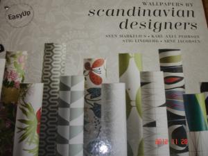 Wallpapers by Scandinavian Designers スカンジナビアの名作を壁紙へ