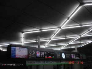 渋谷駅改札