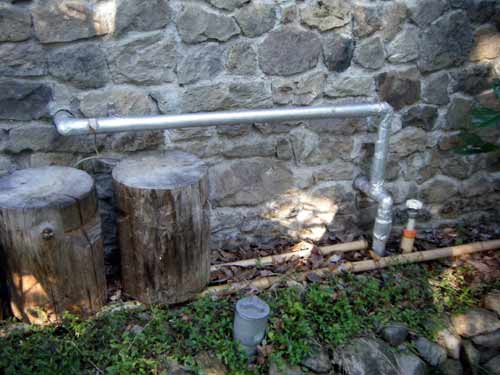 給水管全体