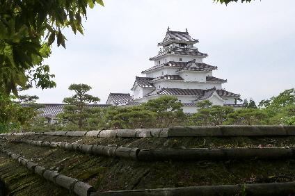 会津鶴ヶ城①