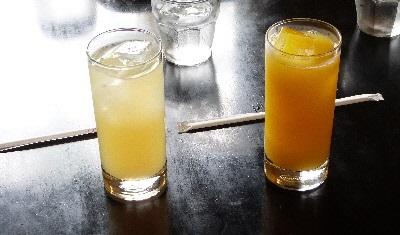 ジュース2種