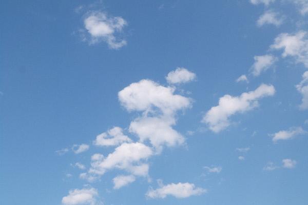 鴻巣花火大会20131012③浮き雲