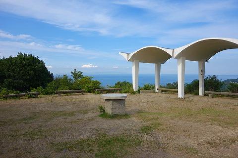 友が島タカノス山展望台