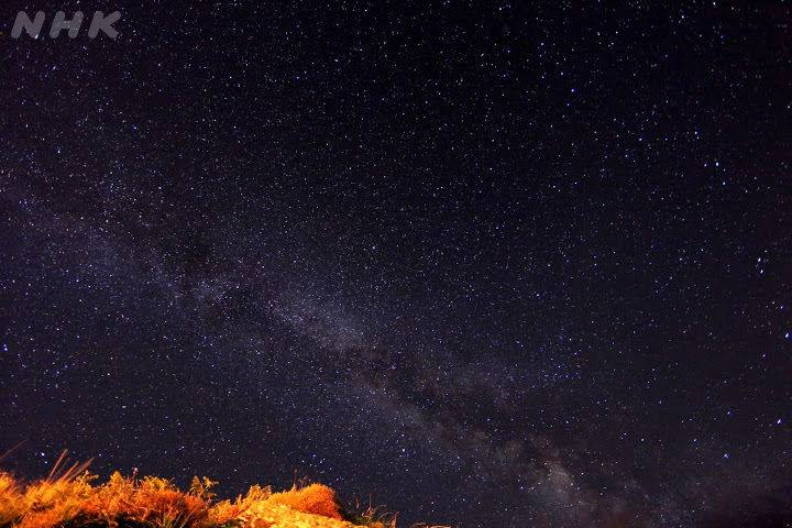 NHK世界イチバン星空