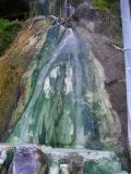 姫川温泉 滝