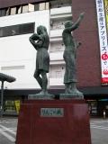 JR弘前駅 りんごの風