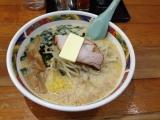 味の札幌 浅利 味噌カレー牛乳ラーメン