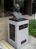 JR盛岡駅 新渡戸稲造像