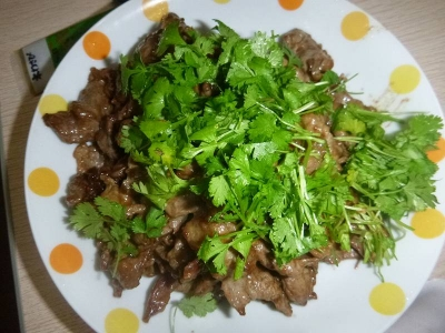 クミン羊肉