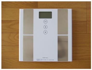 IKEAの体重計の不調?