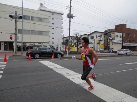 2013さいたまシティマラソン (川内優輝選手)