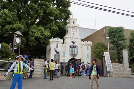 川越高校くすのき祭
