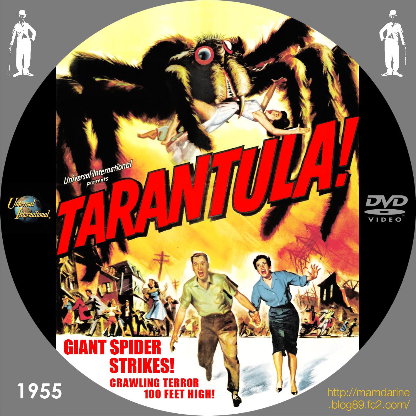 世紀の怪物/タランチュラの襲撃」 Tarantula(1955) - 美しき女 ...