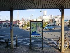 旧京成バス今井操車場