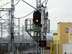 2番出発信号機