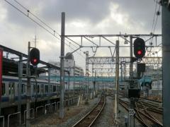 船橋方出発信号機