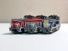 TOMIXの3種