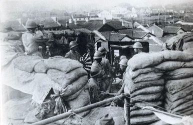 上海海軍特別陸戦隊