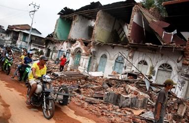 スマトラ地震
