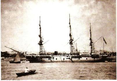 トルコ軍艦エルトゥールル号