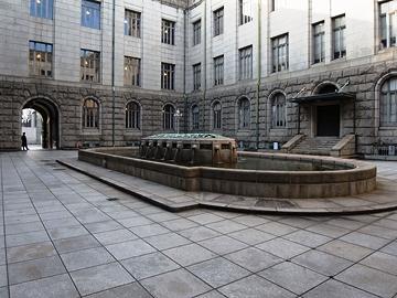 衆議院の中庭