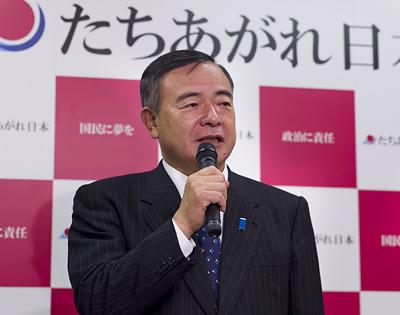 中山成彬先生201006