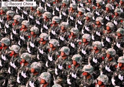 中国軍0703