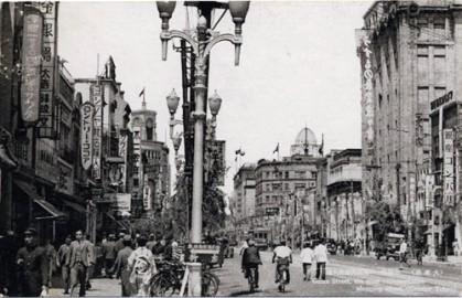 昭和初期の東京・銀座2