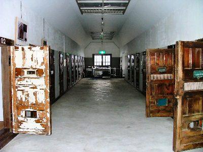 松本少年刑務所旧独房