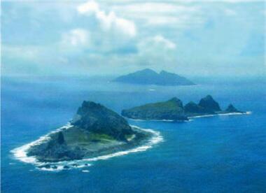 尖閣諸島0913