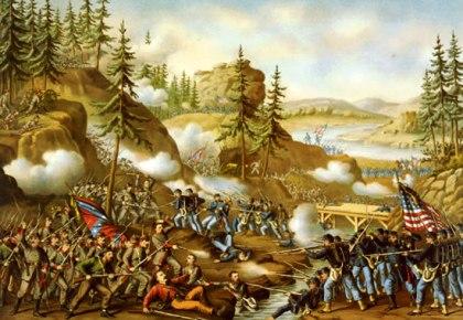 南北戦争 チャタヌーガの戦い