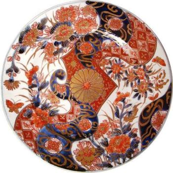 18世紀に作られた有田焼