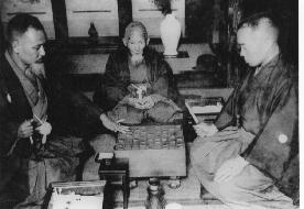 関根金次郎と坂田三吉の対決