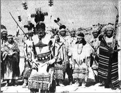 アパッチ族