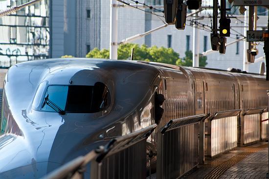 名古屋駅ホーム-13