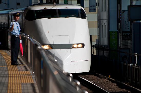名古屋駅ホーム-5