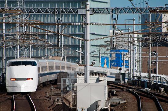 名古屋駅ホーム-8