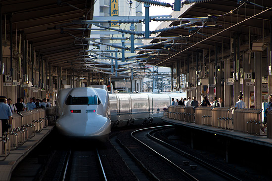 名古屋駅ホーム-9