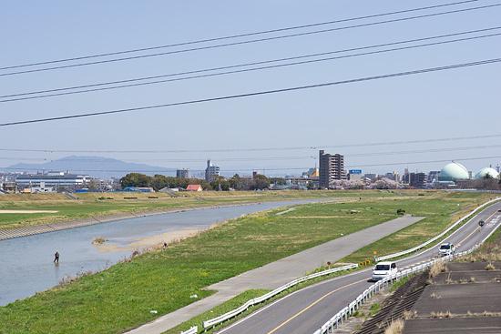 矢田川風景-5