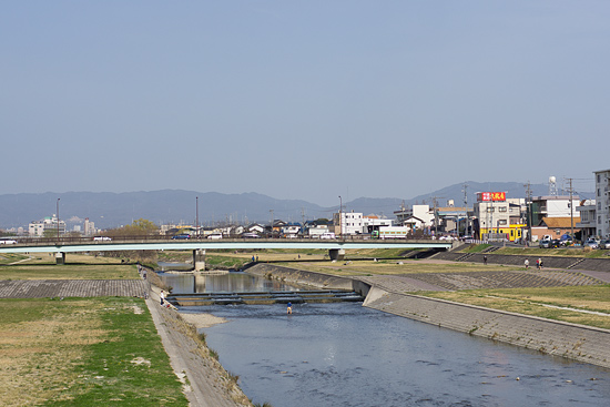 矢田川風景-6