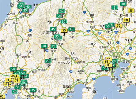 2月19日 PM2.5