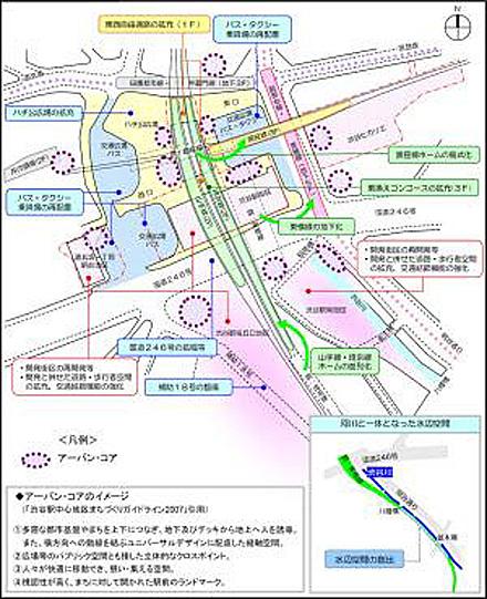 渋谷ツインタワー計画