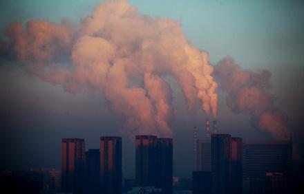 中国の大気汚染問題